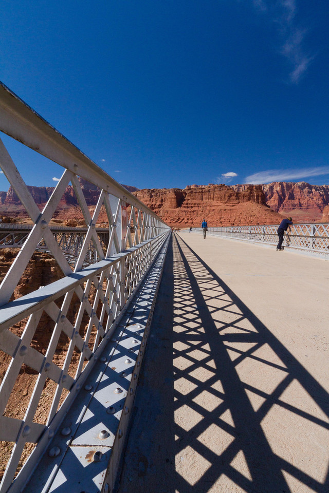 Original Navajo Bridge
