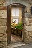 Entryway, Saint-Pastour, Lot-et-Garonne, Aquitaine, southwest France