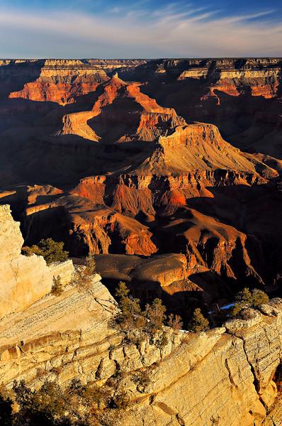 Grand Canyon Rim HDR 4 - Version 2