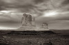 Monument Valley 545 Sepia