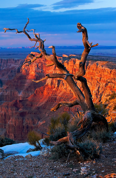 Grand Canyon Sunset 118