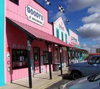 Southwest, October 2007