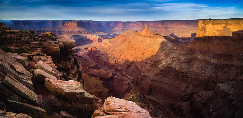 Canyonland Echoes