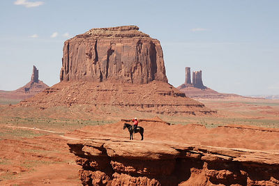 John Ford's Point, Monument Valley.