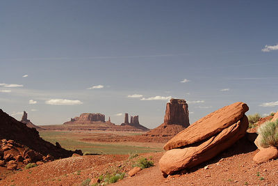 """North Window"", Monument Valley"