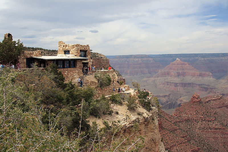 Lookout Studio, Grand Canyon.