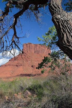 Castle Valley outside of Moab, UT.