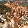 """Hoodoos"" in Bryce Canyon."