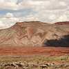"""Indian blanket"" pattern near Mexican Hat, UT."
