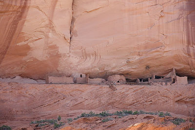 First Ruins, Canyon de Chelly.