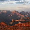 Sunset at Mather Point, Grand Canyon South Rim