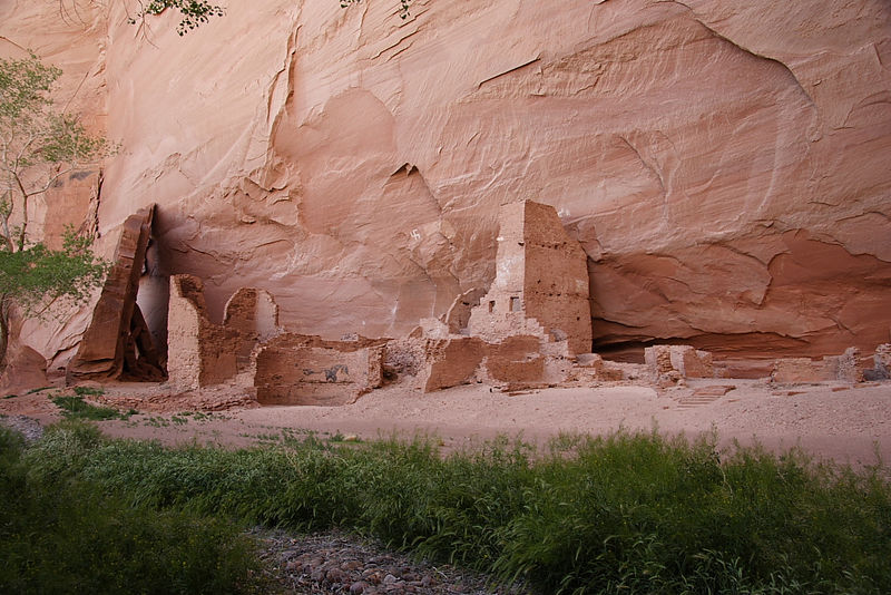 Antelope House Ruins, Canyon de Chelly.