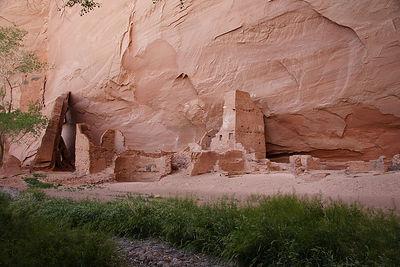 Antelope House Ruins, Canyon de Chelly.
