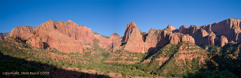 Zion National Park - Kolob Canyon