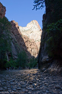 Zion National Park - The Virgin Narrows