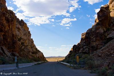 Parowan Gap, Utah