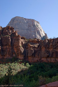 Zion National Park - The Great White Throne