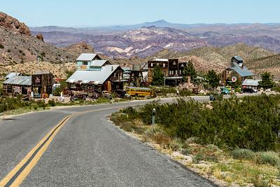 Nelson and El Dorado Mine