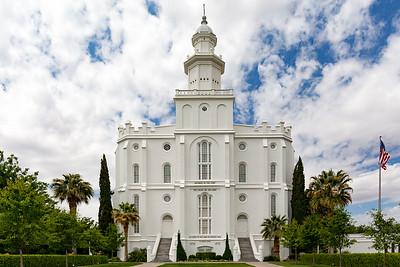 St. George Mormon Temple
