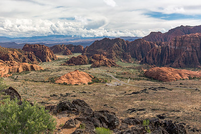 Snow Canyon