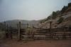 Corral near the Canyonlands National Park, Utah