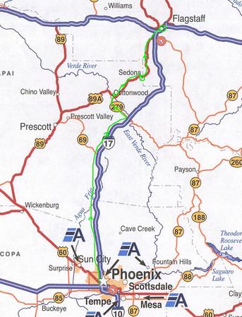 Southwest USA 2008 - Part I