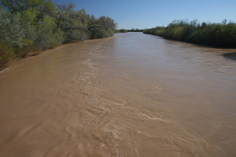 New Mexico - Rio Grande at San Antonio