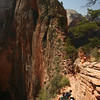 Utah - Zion National Park, climbing to Angel's Landing