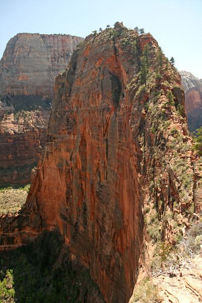 Utah - Zion National Park, descending from Angel's Landing