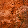Utah - Zion National Park, descending from Angel's Landing, textures