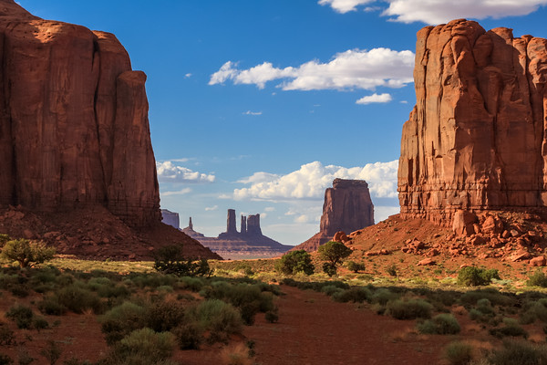 National Parks & Monuments