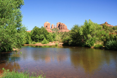 Red Rock Crossing, Sedona