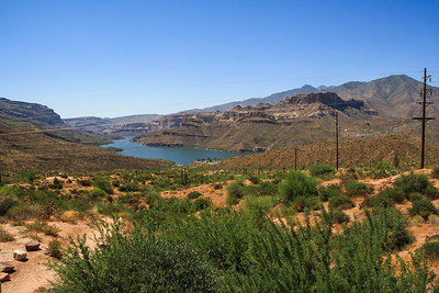 Apache Lake, Apache Trail, Tonto National Forest