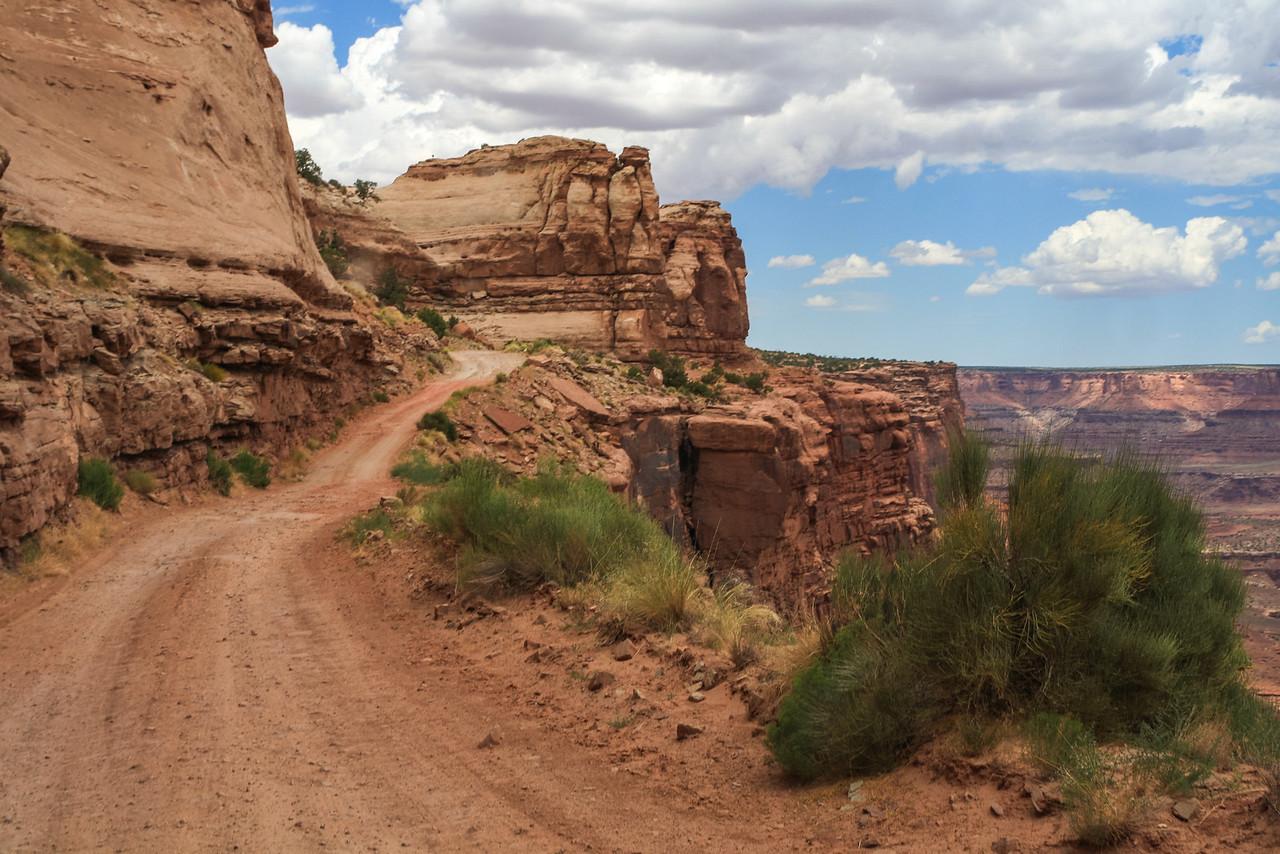 Shafer Trail, Canyonlands National Park