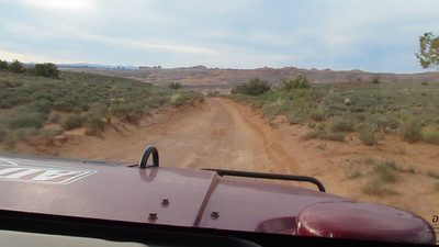 Moab Hummer Video