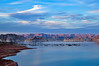 Lake Powell Marina at Dusk