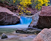 Falls Along the Virgin River 3