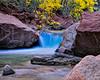 Falls Along the Virgin River 3