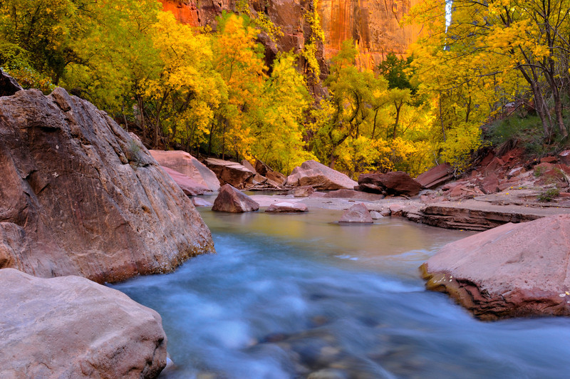 Virgin River Rivulets