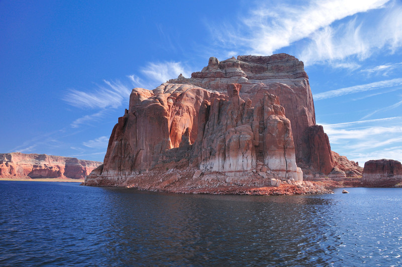 Towers Above Lake Powell