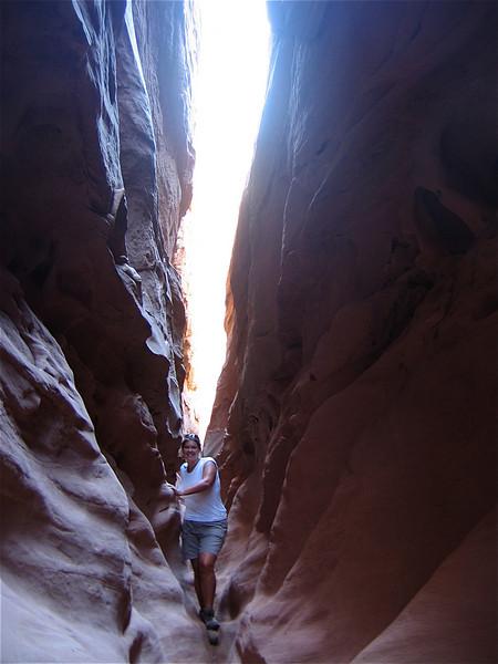 Little Wild Horse Canyon, Utah, USA.
