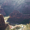 View from Angels' Landing