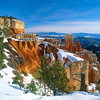 Farview Point, Bryce Canyon National Park.