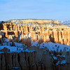 Aquarius Plateau, the highest plateau in North America at over 10,000 feet, Bryce Canyon National Park.