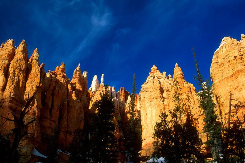 Hoodoos, Bryce Canyon National Park.