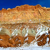 Colored slopes, Capitol Reef National Park.