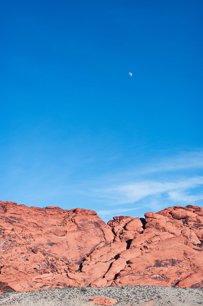 Red_Rock_Moonrise_I