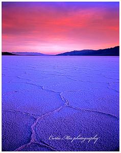 Salt paragons sunset.