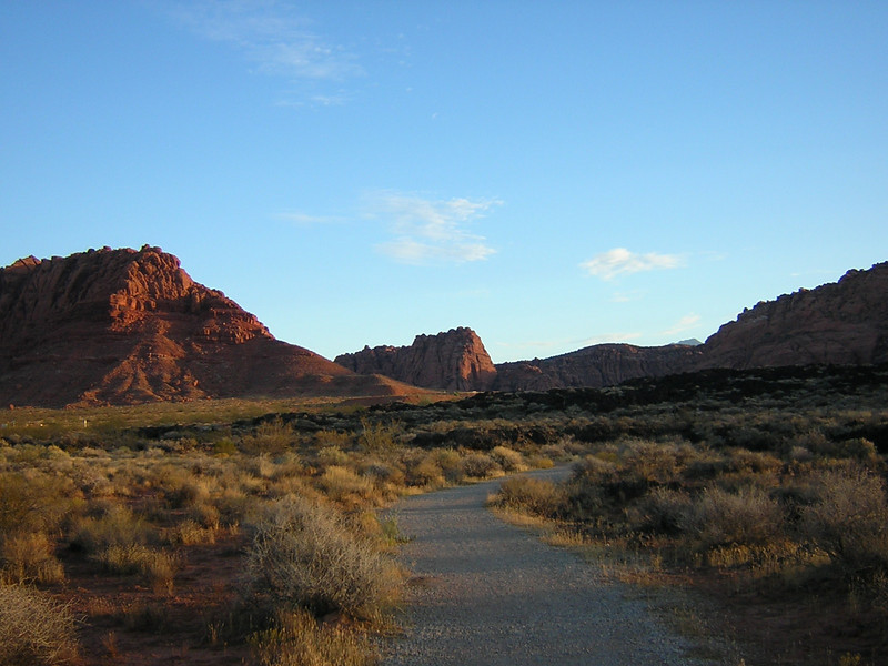 Snow Canyon, UT. Image Copyright 2004 by DJB.  All Rights Reserved.