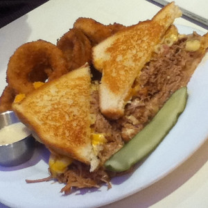Ultimate Grilled Cheese @ Uncle Betty's